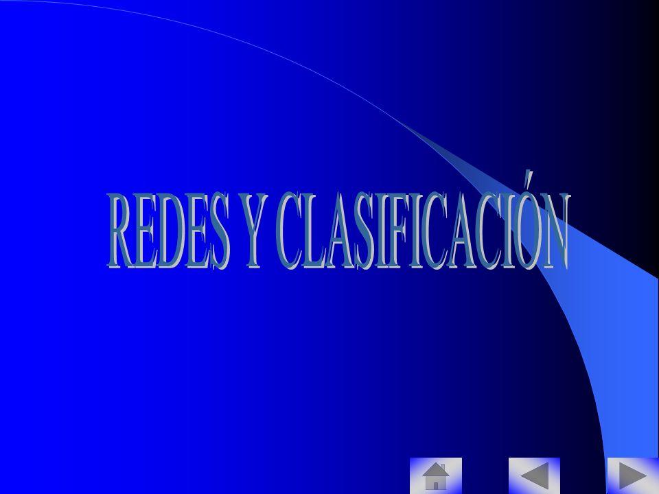 Tema: Introducción a las Redes de Computadoras Redes y clasificación Redes y clasificación Redes y clasificación Redes y clasificación Consulta de Inf