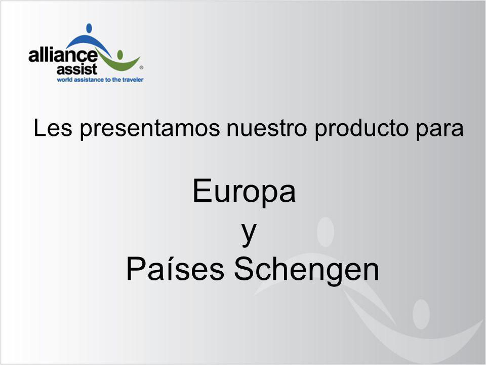 Les presentamos nuestro producto para Europa y Países Schengen