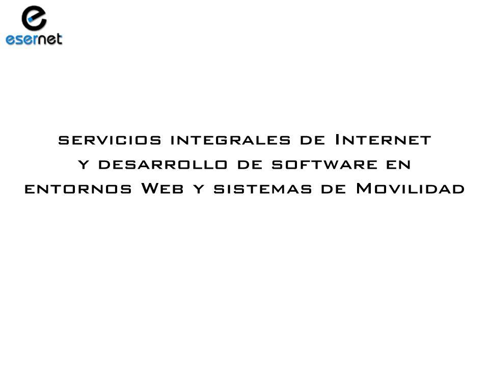 Cantimpalos.net CyLTurismo.com ElMuseoVirtual.com PortalCasa.com PortalRetiro.com PortalSegovia.com Proyectos Realizados PORTALES PROPIOS Confloenta · Tienda Virtual Libros de OcasiónConfloenta Eurotrade Agrícola · Lonja VirtualEurotrade Agrícola Munisegur · Seguimiento Clientes SegurosMunisegur TeleCompra Moreno · Compra por InternetTeleCompra Moreno TusGadgets · Regalo PromocionalTusGadgets GESTIÓN Y COMERCIO ELECTRÓNICO