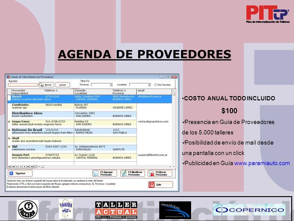 INTERNET Anuncio en www.paramiauto.com