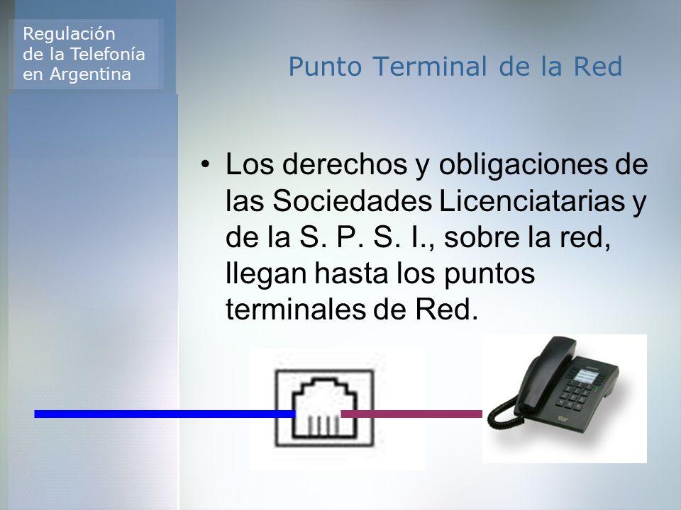 Regulación de la Telefonía en Argentina Características Técnicas de la VoIP Ejemplos de Regulación VoIP en LATAM Aspectos de la regulación VoIP en Argentina Regulación de Internet en Argentina Status actual de VoIP en Argentina Enlaces Punto a Punto Durante el Período de Exclusividad, los enlaces autorizados no podrán conectarse a ningún punto de la red de la Sociedad Licenciataria RTPC PBX RTPC PBX Normalmente un usuario de una red privada utiliza la red pública para llamar a otro de otra localidad Una opción es arrendar un enlace privado De esta forma se ahorran los costos de larga distancia para llamadas entre internos No estaba permitido que una llamada que usa el enlace privado toque la Red pública