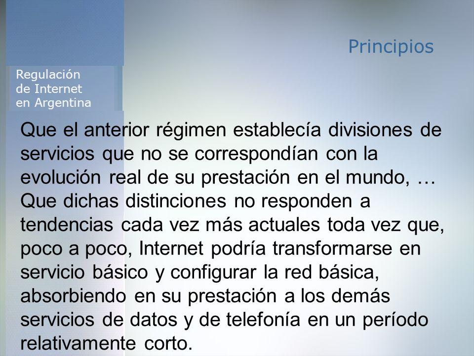 Regulación de la Telefonía en Argentina Características Técnicas de la VoIP Ejemplos de Regulación VoIP en LATAM Aspectos de la regulación VoIP en Argentina Regulación de Internet en Argentina Status actual de VoIP en Argentina Conclusiones Muchas Gracias Comisión VoIP