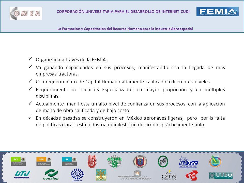 Organizada a través de la FEMIA.