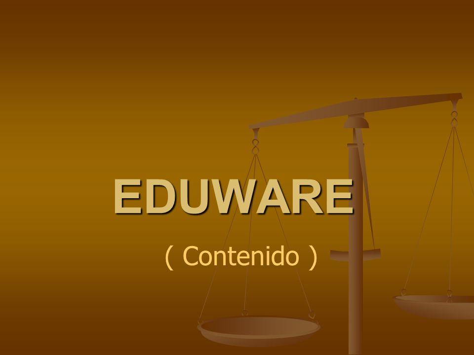 EDUWARE ( Contenido )