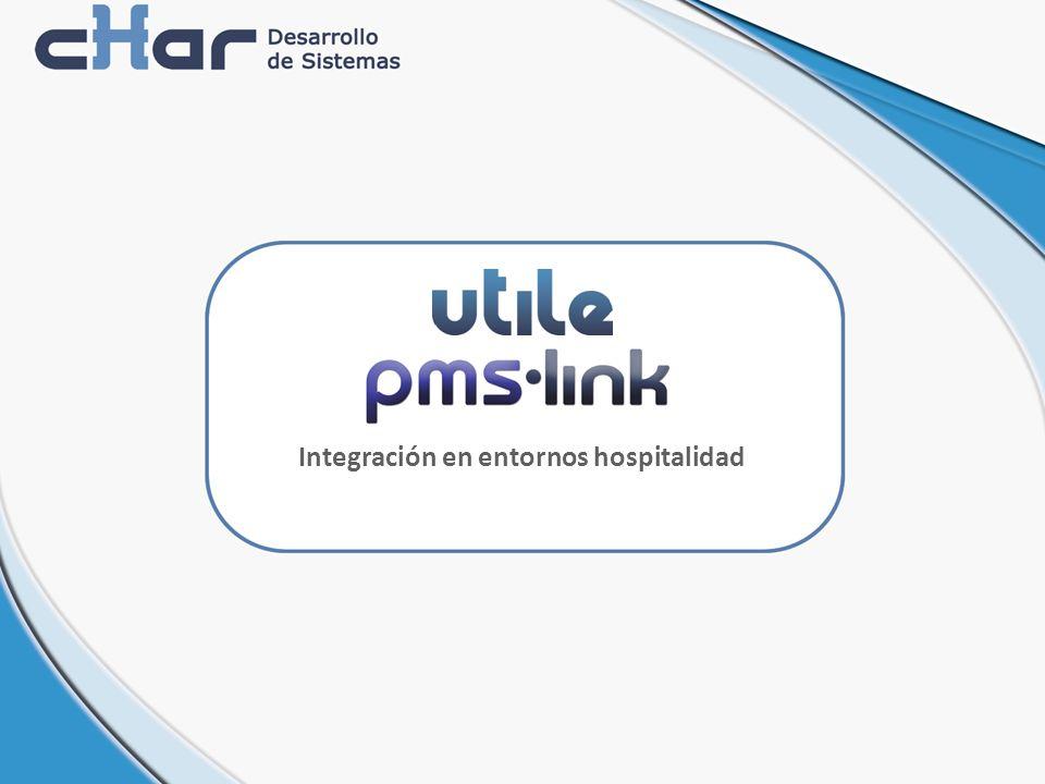 utile PMS link: Soluciones PMS avanzadas SOLUCIONES PMS AVANZADAS Y ESPECÍFICAS En algunos casos, los Hoteles pueden tener una conexión directa entre la PBX y el sistema PMS.