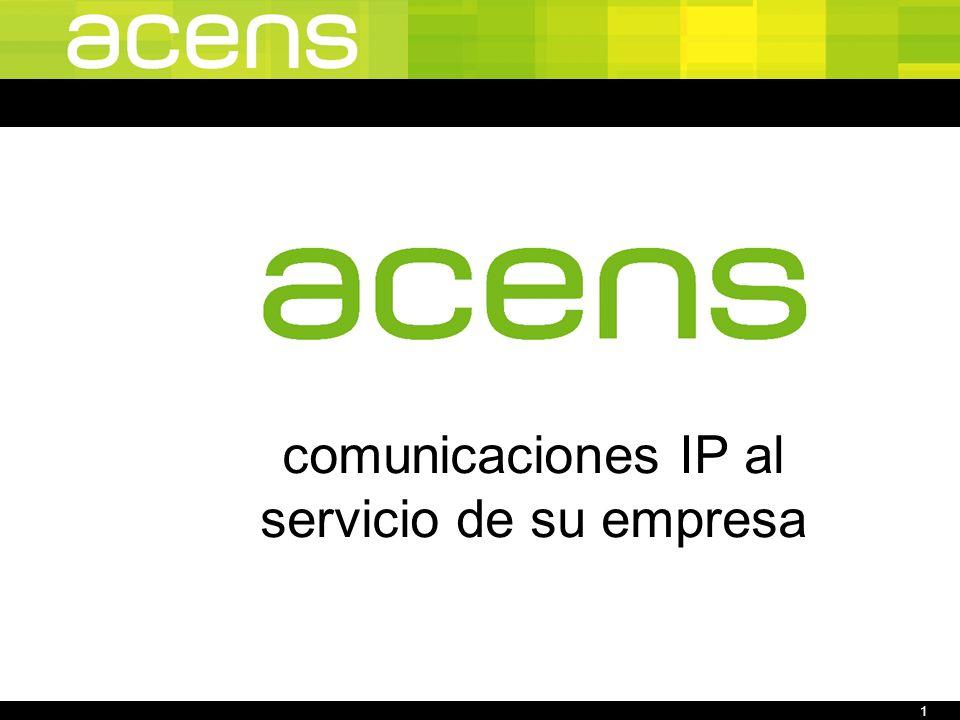 1 comunicaciones IP al servicio de su empresa