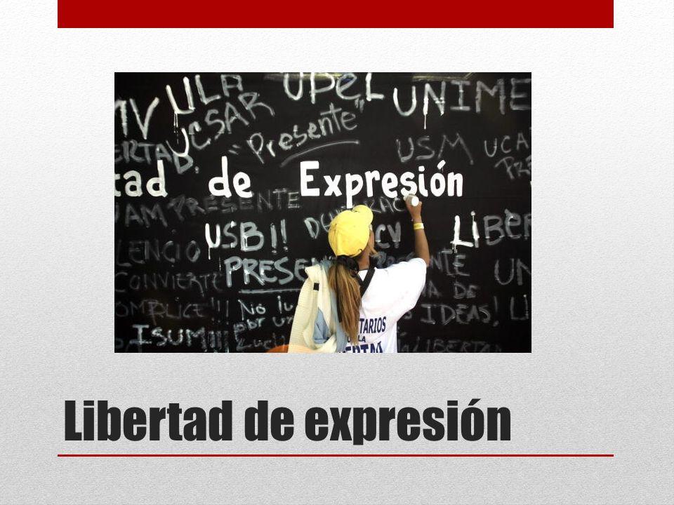 Profesor Edgar González López ``Se trata en general de derechos fundamentales protegidos por la Constitución y por lo tanto bajo la órbita del derecho