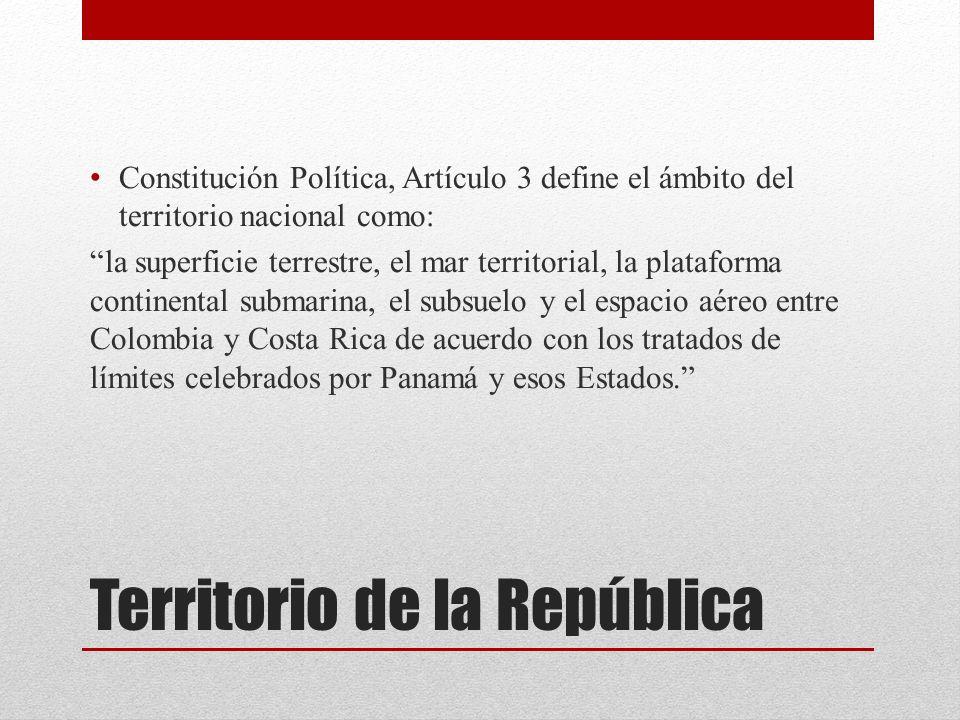 Excepción al derecho de privacidad Constitución Política de la República de Panamá: Artículo 55: En caso de guerra exterior o de perturbación interna
