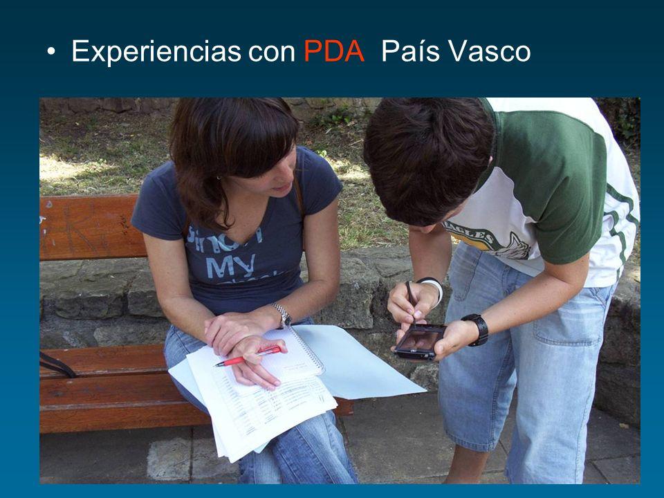 Chile: PDA Tecnología Portátil en la Sala de Clases.