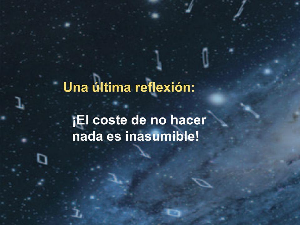 ©2010 IDC | 27 Una última reflexión: ¡El coste de no hacer nada es inasumible!