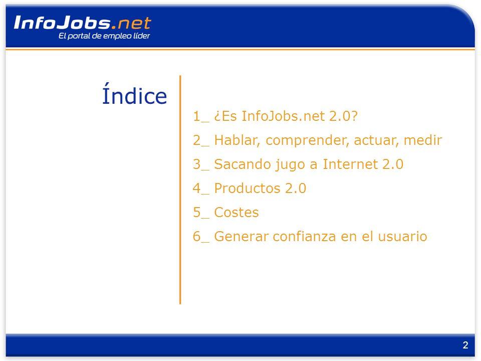 2 Índice 1_ ¿Es InfoJobs.net 2.0.
