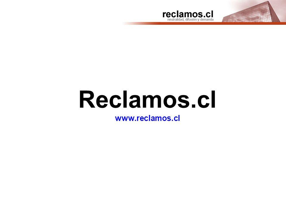 Reclamos.cl www.reclamos.cl