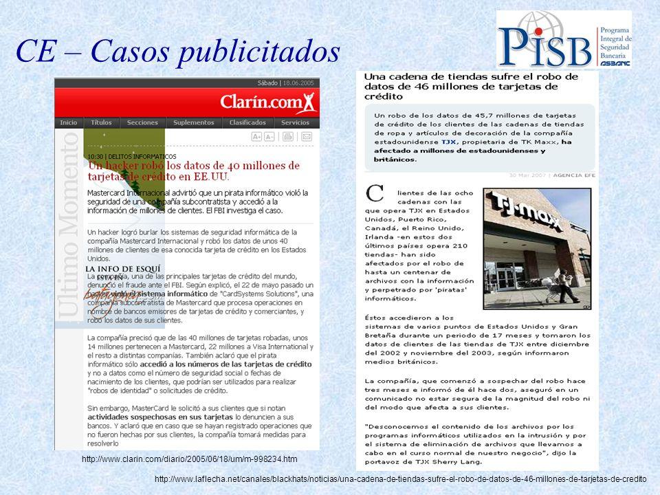 http://www.clarin.com/diario/2005/06/18/um/m-998234.htm http://www.laflecha.net/canales/blackhats/noticias/una-cadena-de-tiendas-sufre-el-robo-de-dato