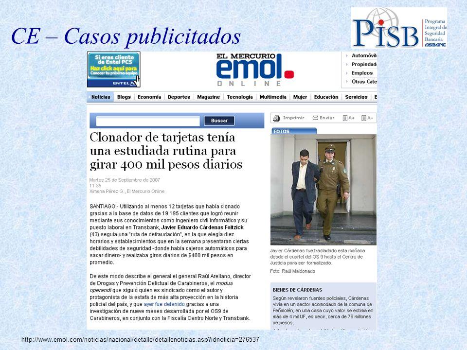 http://www.emol.com/noticias/nacional/detalle/detallenoticias.asp?idnoticia=276537 CE – Casos publicitados
