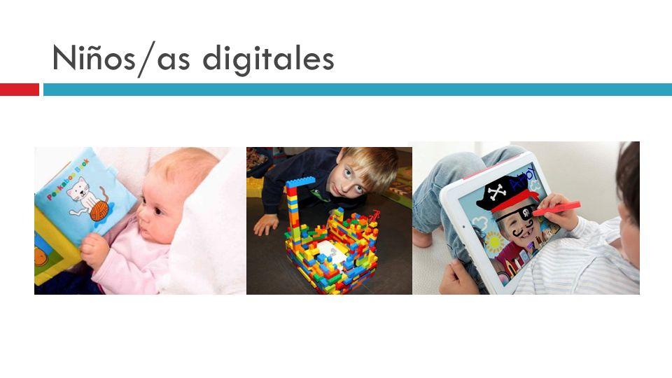Niños/as digitales