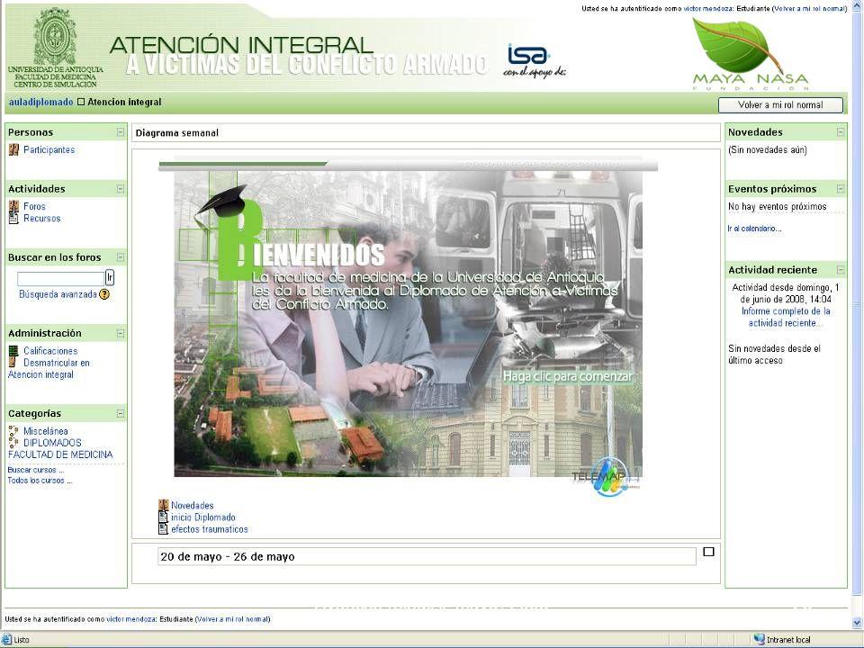 23Avances TeleMAP mayo / 2008