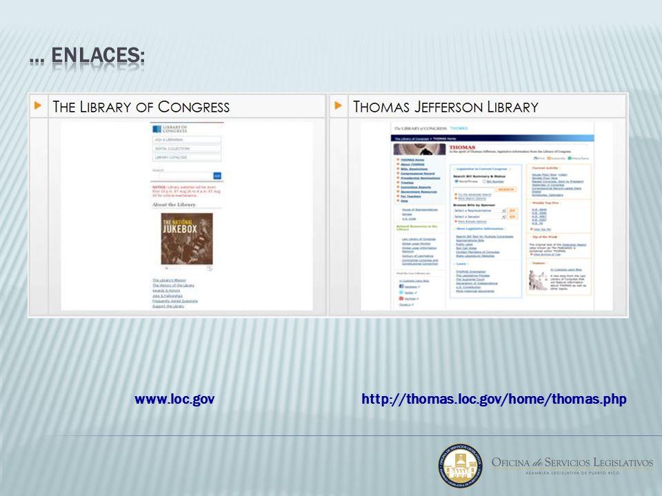 http://thomas.loc.gov/home/thomas.phpwww.loc.gov