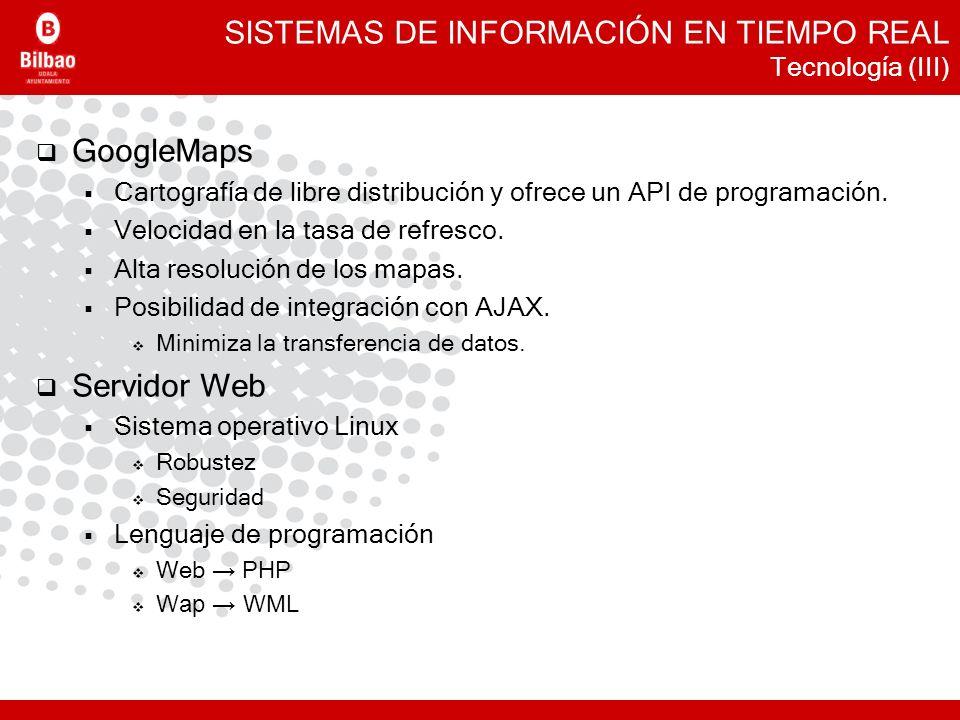 SISTEMAS DE INFORMACIÓN EN TIEMPO REAL Demo Internet 1.