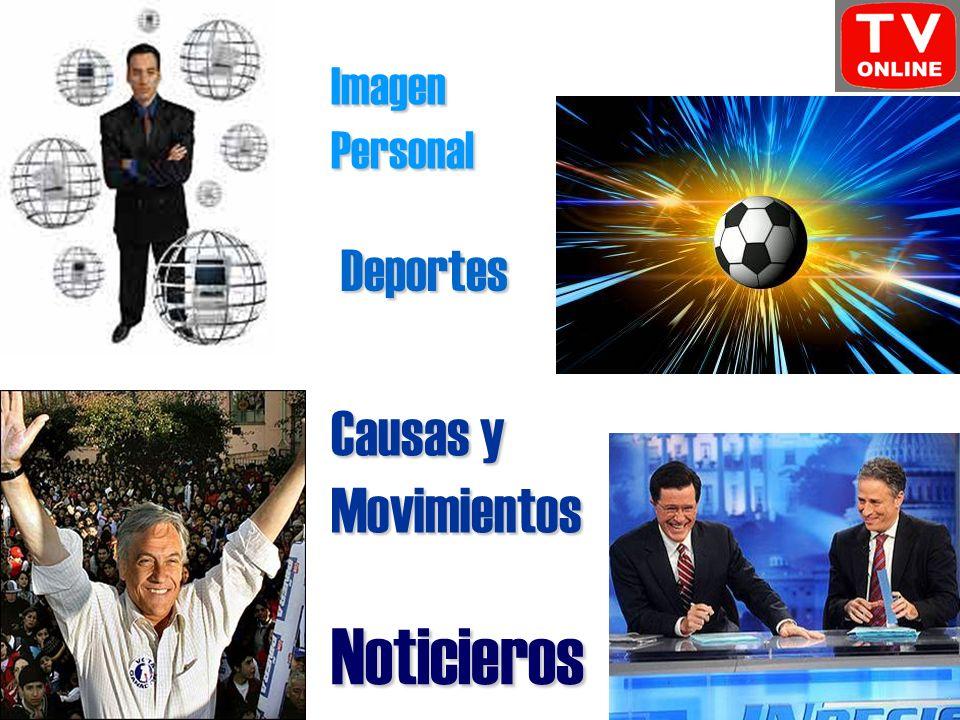 ImagenPersonal Deportes Causas y Movimientos Noticieros