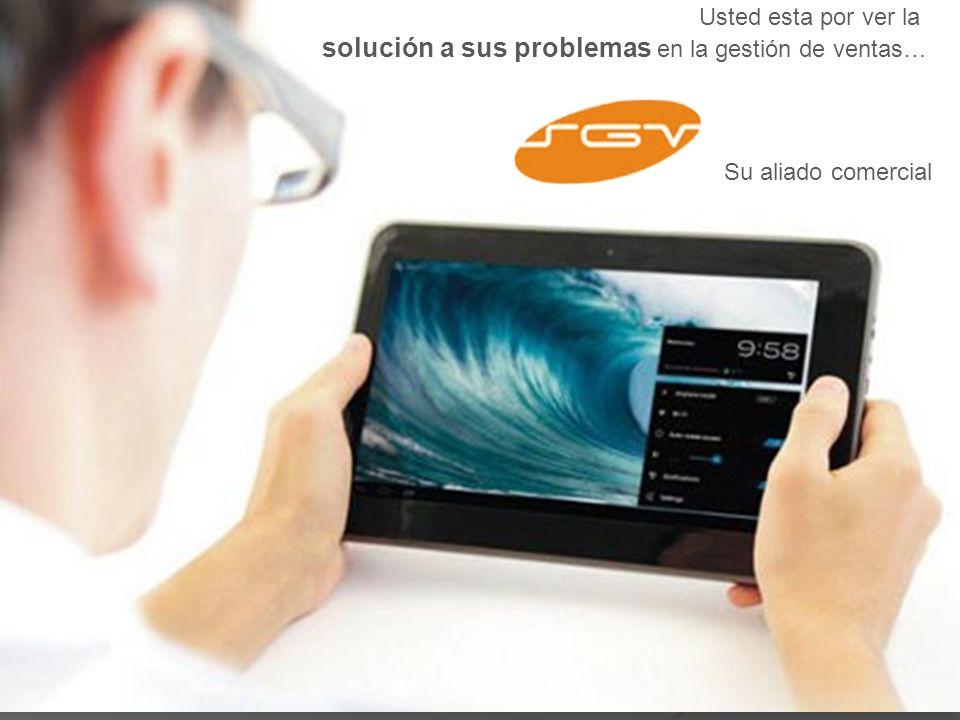 SGV es una aplicación para tablets que tiene como principal objetivo el reducir tiempos y mejorar la gestión de ventas, logrando eficacia y practicidad en la tarea diaria de un vendedor…