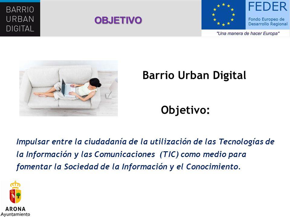 Impulsar entre la ciudadanía de la utilización de las Tecnologías de la Información y las Comunicaciones (TIC) como medio para fomentar la Sociedad de