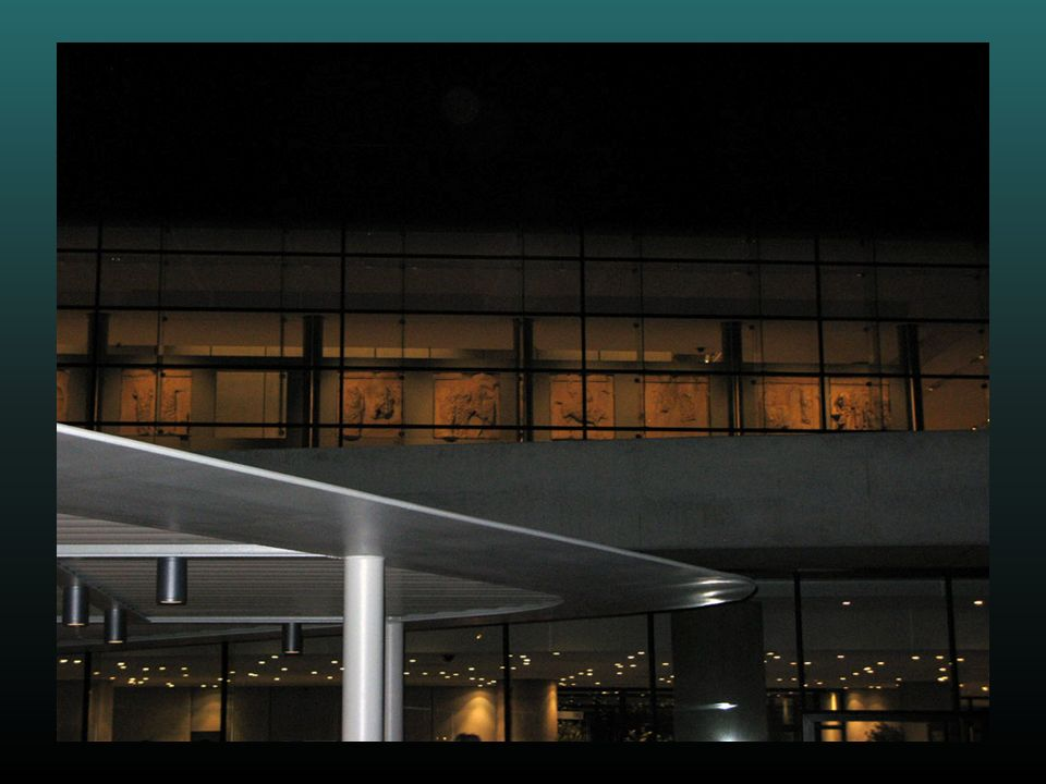Grecia A t e n a s NUEVO Museo de la Acrópolis Hacer click para continuar