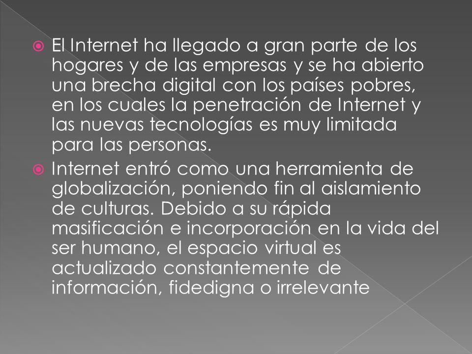 Muchos utilizan la Internet para descargar música, películas y otros trabajos.