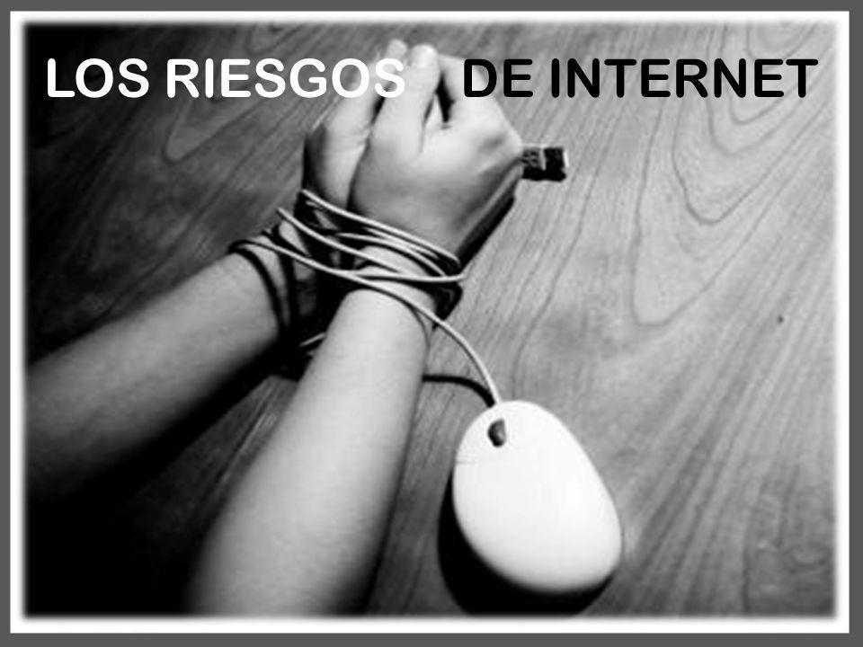 LOS RIESGOS DE INTERNET