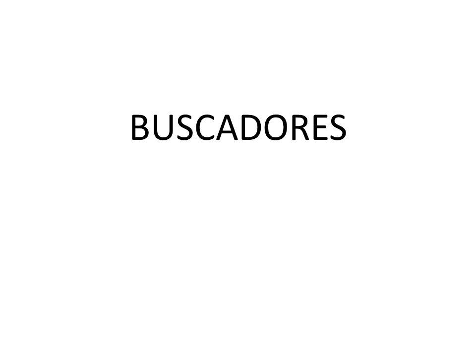 BUSCADORES