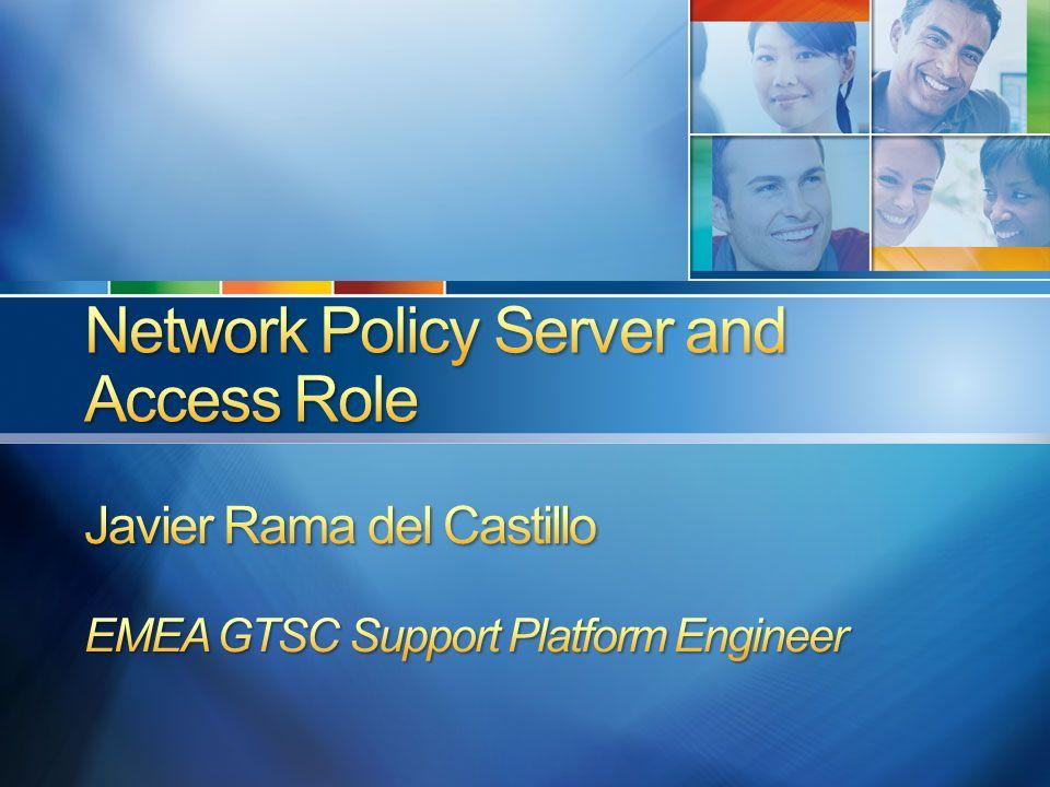 El rol Network Policy and Access Services (NPAS) es una agrupación lógica de las siguientes tecnologías de acceso a la red: Routing and Remote Access – DEMO I - RRAS nos permite implementar servidores VPN, servidores dial-up y múltiples servicios de enrutado multiprotocolo LAN-to-LAN, LAN-to-WAN o NAT.