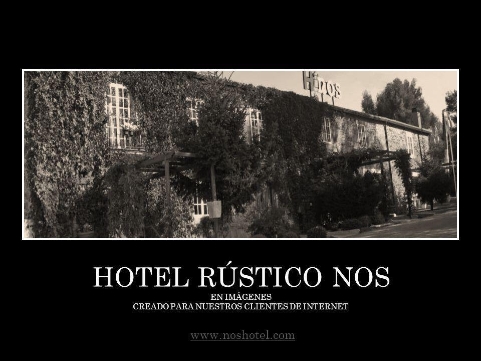 Hotel Rústico Nos Ctra.