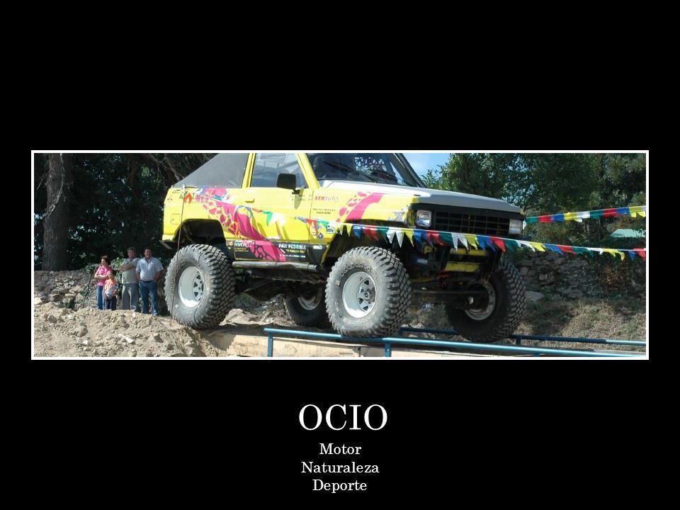 OCIO Motor Naturaleza Deporte