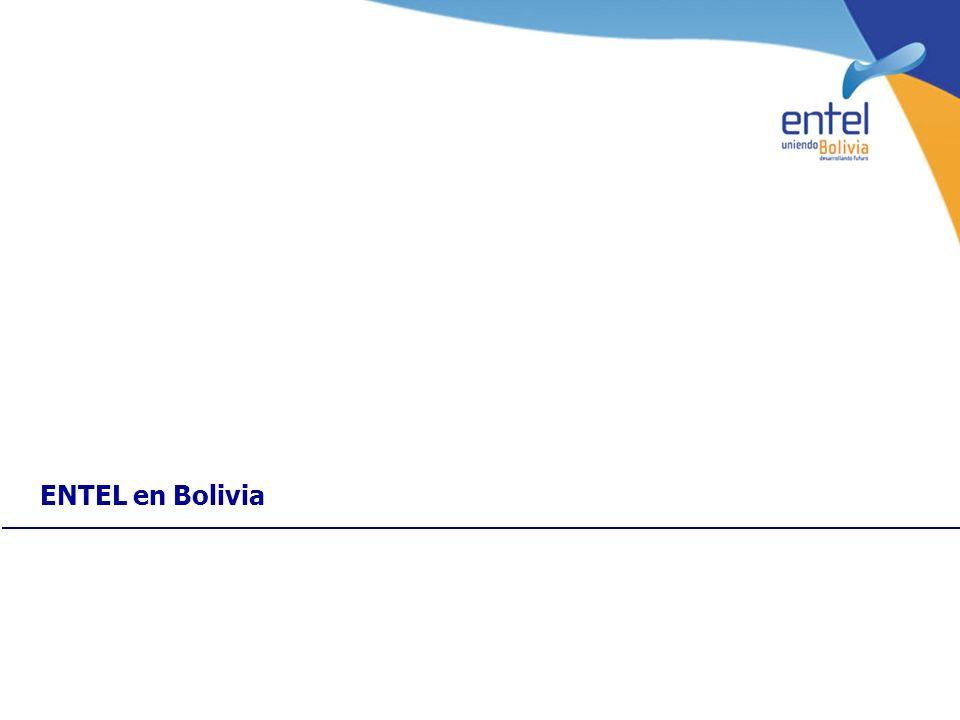ENTEL en Bolivia