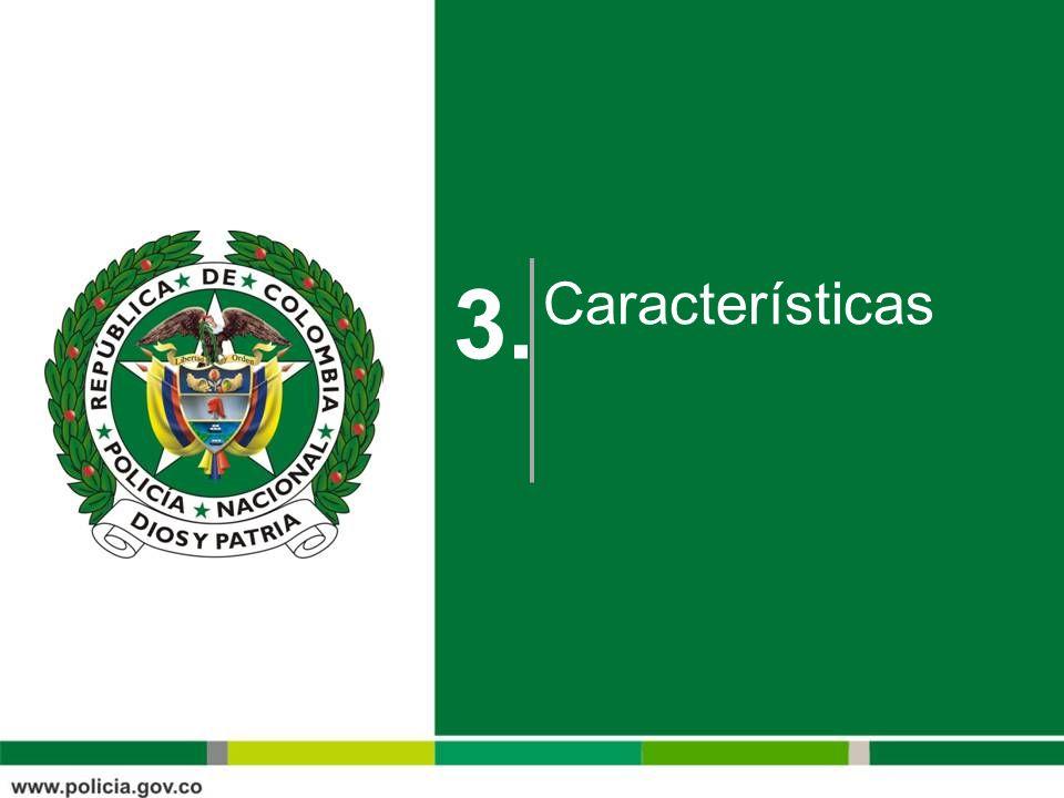 Características 3.