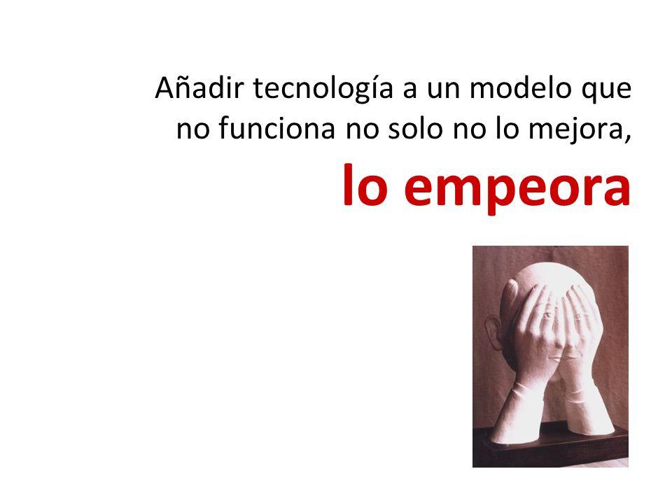 La TECNOLOGÍA solo es tecnología para los que nacieron antes que ella
