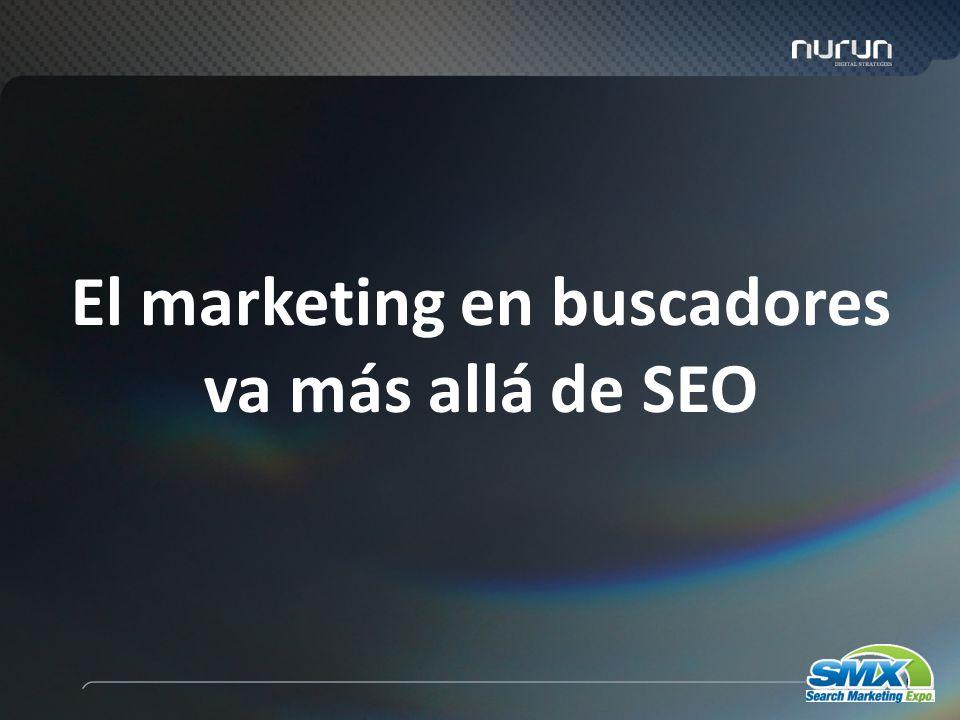 69 El marketing en buscadores va más allá de SEO