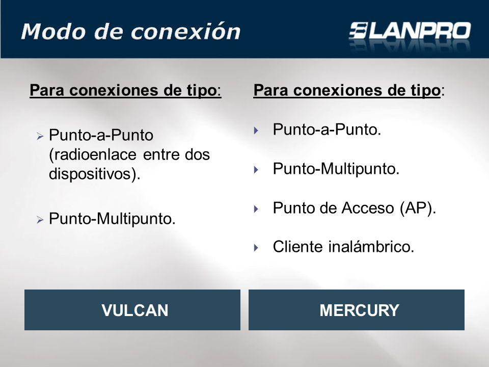 Los radios VULCAN UHF pueden ser configurados para manejar Anchos de Banda de: 5 y 10MHz.