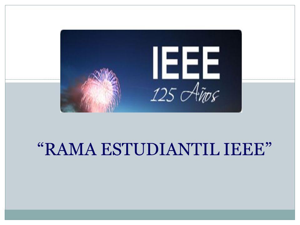 RAMA ESTUDIANTIL IEEE
