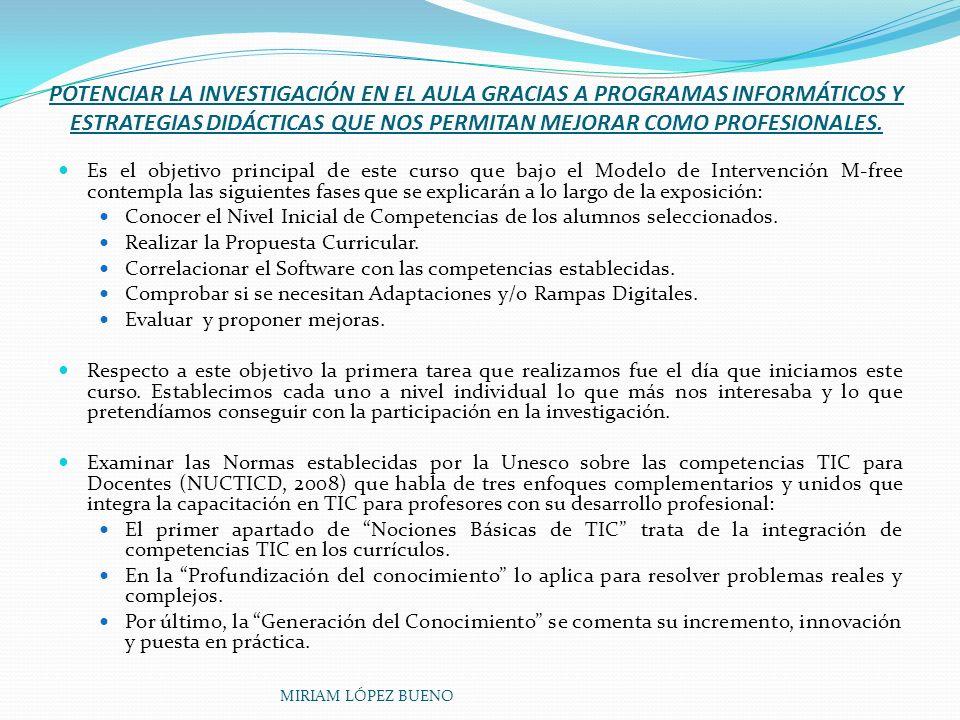 CONCLUSIONES: CONSECUENCIAS DE LA UTILIZACIÓN DEL PROGRAMA NAC: Creo que el programa NAC es muy útil para poder elaborar nuestros informes y programaciones logopédicas.