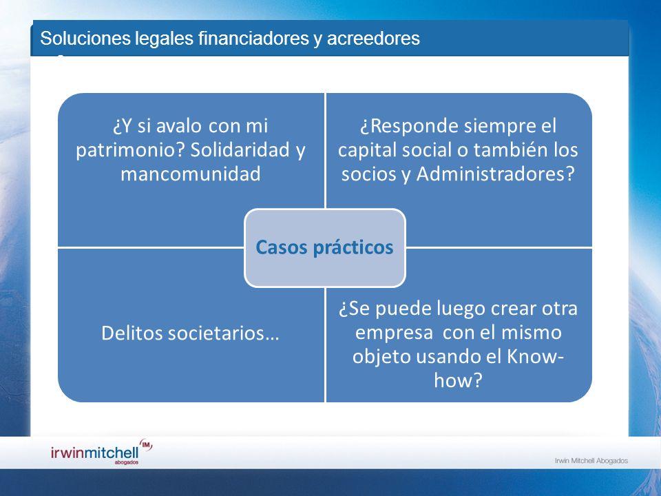 Soluciones legales clientes ¿Me pueden demandar fuera de España.