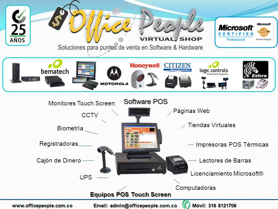 EN UN MES EL CLIENTE Tiene la Sistematización de su negocio Por Plan Recursos » El Equipo » El Software » Su Página Web Básica.