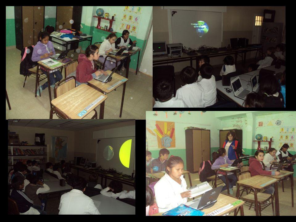 Los recursos tecnológicos pasan a formar parte de la cotidianeidad del aula (pizarra digital interactiva, las netbook, el uso de internet como recurso para el aprendizaje significativo, los entornos educativos virtuales, etc.) se utilizan como medio didáctico de apoyo a las diferentes áreas curriculares, siempre y cuando potencien y enriquezcan el proceso de enseñanza-aprendizaje.