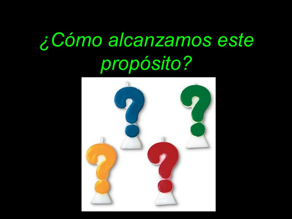 A través de las distintas propuestas….