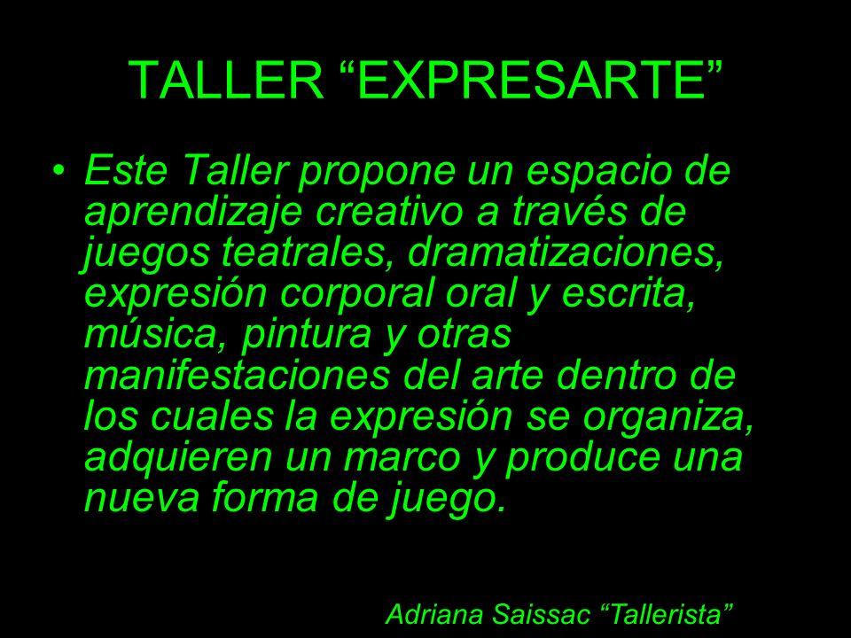 TALLER EXPRESARTE