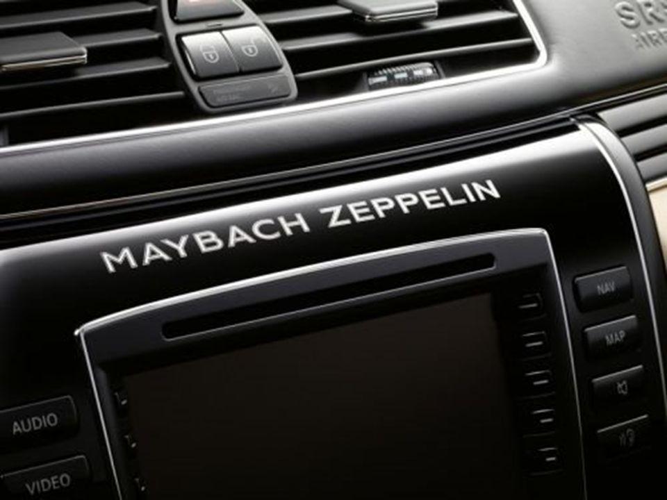 El Maybach 62 Zeppelin A. Precio: 627.000 627.000