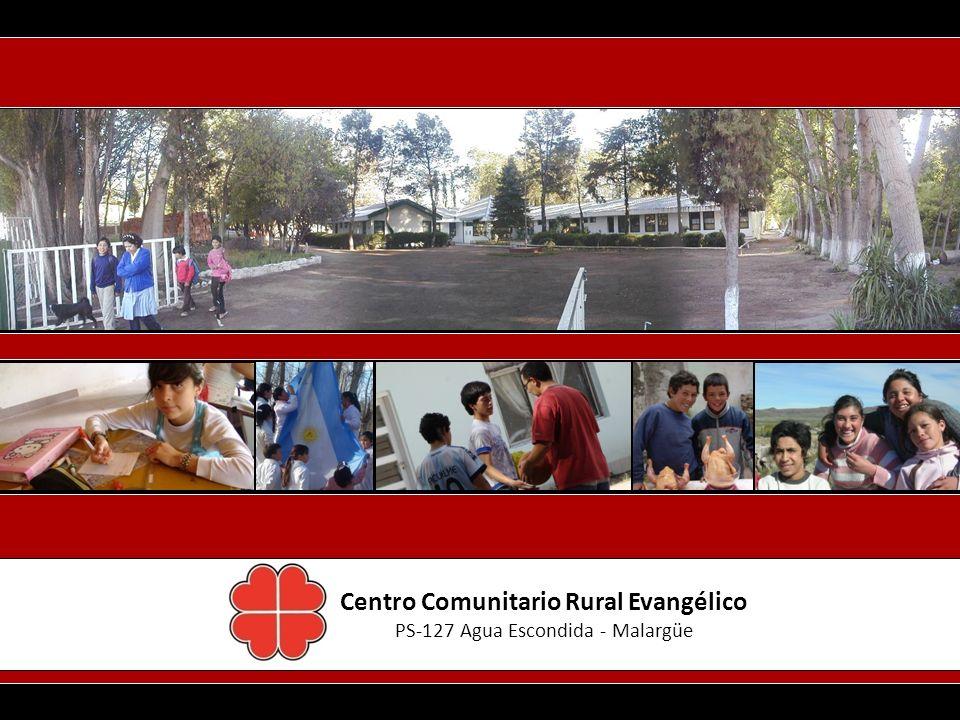 Centro Comunitario Rural Evangélico PS-127 Agua Escondida - Malargüe