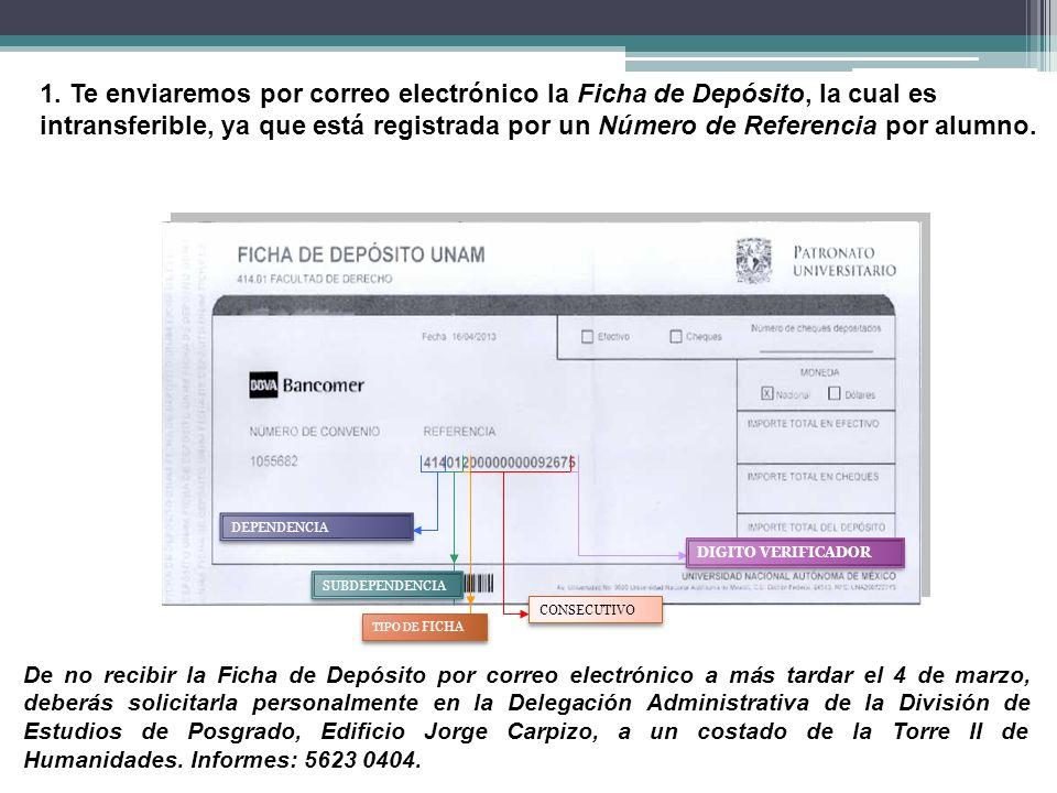 * No es posible hacer alteraciones al importe de la referencia bancaria $1,000.00 Nombre: María José Villalobos Lambarri (como aparece en tu credencial de elector) No.