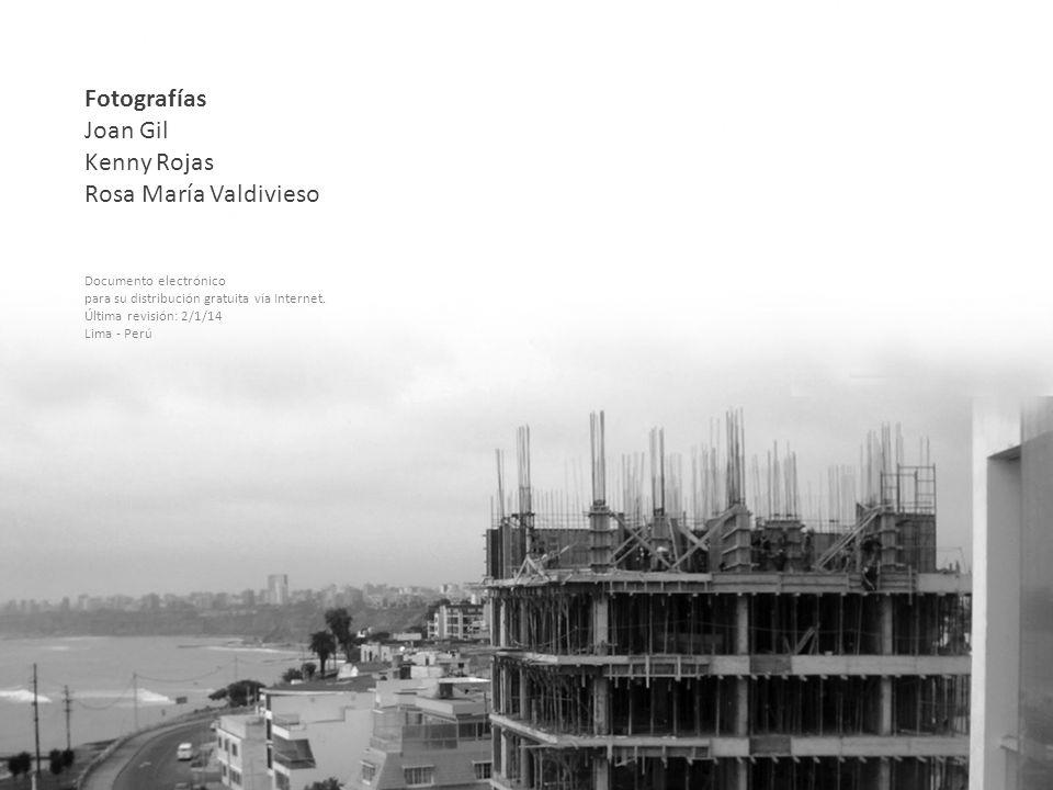 El crecimiento inmobiliario en Lima es una realidad cotidiana.