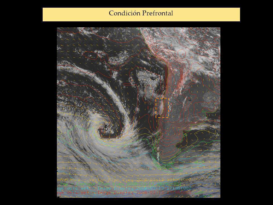 Ejemplo: línea de nieve en la cuenca del rio Maipo 35% < linea nieve 50%< línea de nieve