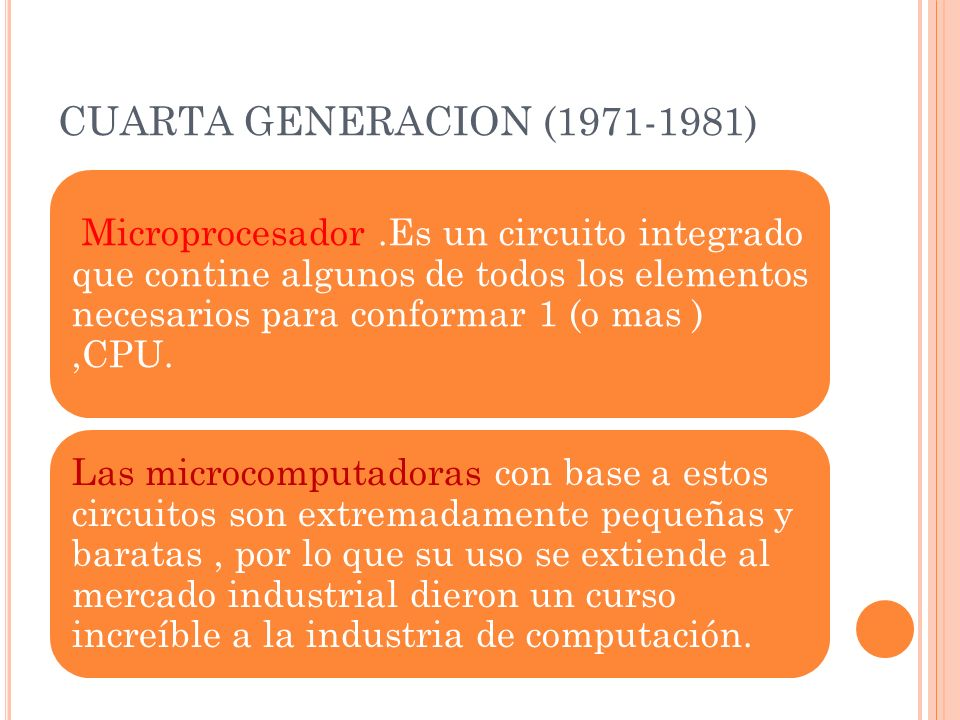 O TROS LENGUAJES DE PROGRAMACIÓN SIGUIENTE : 1964 Basic 1966 PL// 1971 Pascal 1969 Surge el sistema operativo UNIX
